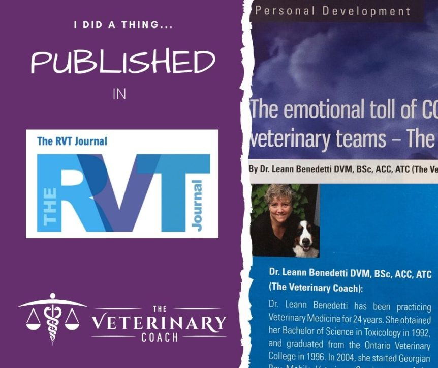 OAVT RVT Journal Announcement